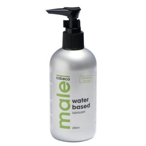 MALE Water Based Lubricant (250 ml)