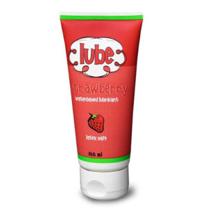 Strawberry Lubricant (100 ml)