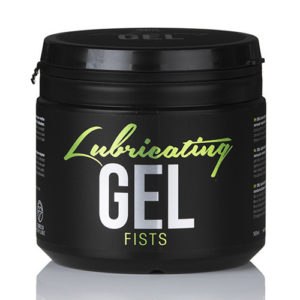 BodyLube Lubricating Gel Fists (500 ml)