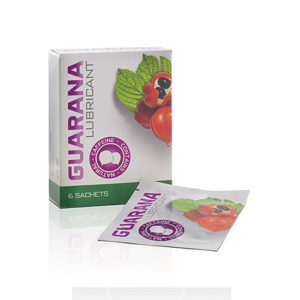 Guarana Lubricant Sachets (6x 4 ml)