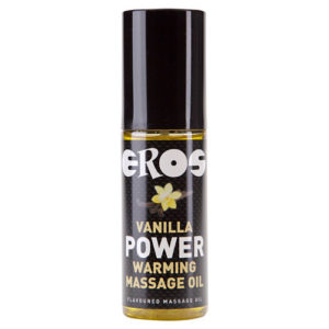 Eros Vanilla Warming Massage Oil (100 ml)