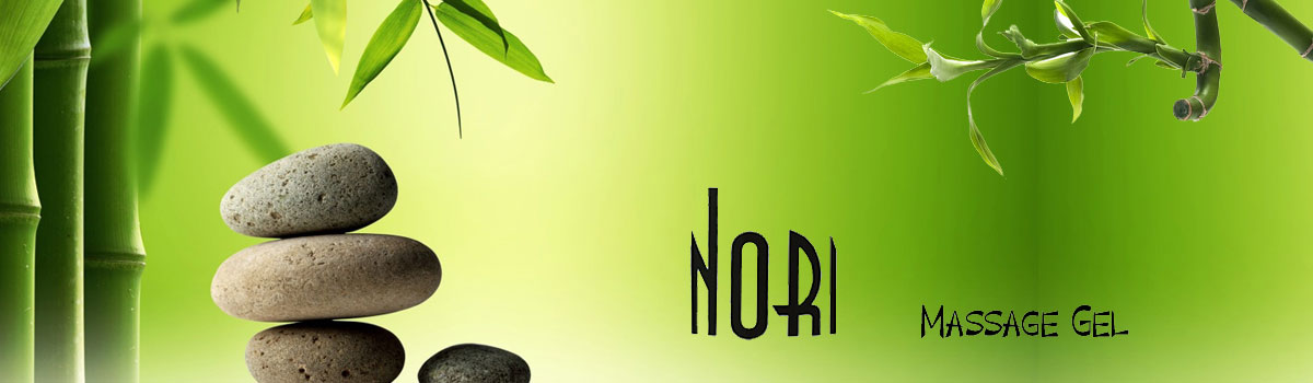 Nori Massage + Lubricant Gel