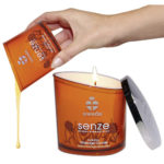 Senze Massage Candle Blissful