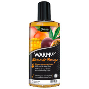 WARMup Massage Oil Mango-Maracuya (150 ml)