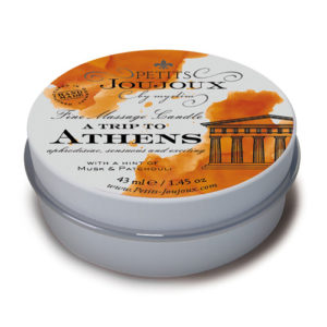 "Massage Candle ""A Trip To Athens"" (43 ml)"