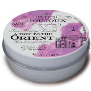 "Massage Candle ""A Trip To The Orient"" (43 ml)"