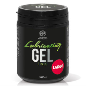 BodyLube Lubricating Gel Fists (1000 ml)