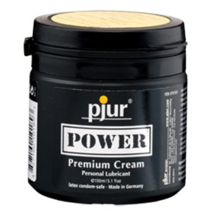 Pjur Power Premium Cream (150 ml)